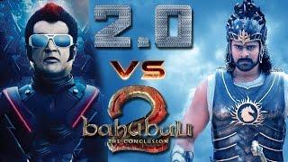 Rajinikanth's Robot 2.0 BEATS Prabhas' Baahubali 2 || Robot 2.0 vs Bahubali 2 || NH9 News