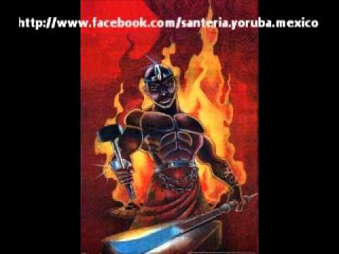 Ogun- Historia, Rezo Y Canto