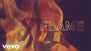 Chris Brown - New Flame (Lyric) ft. Usher, Rick Ross