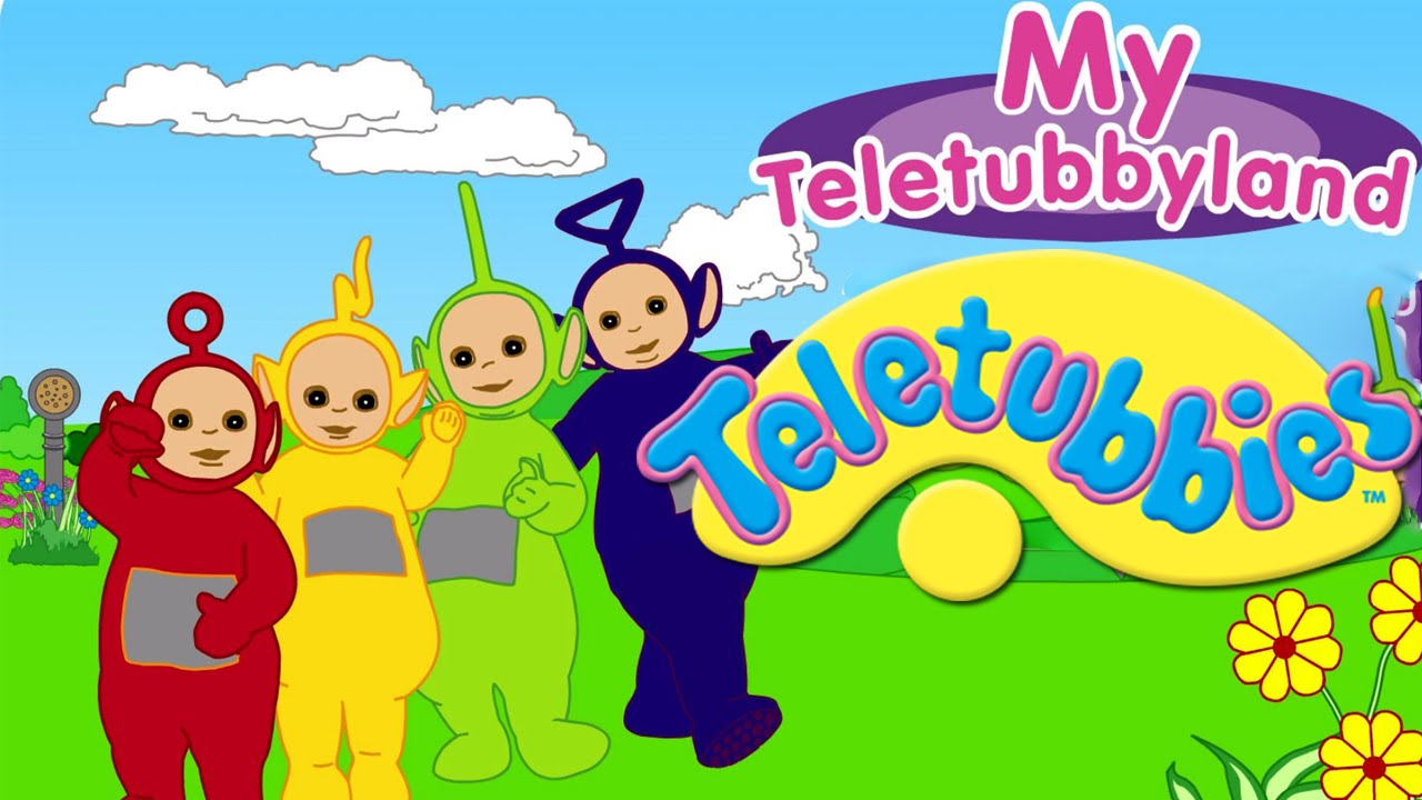 Teletubbies My Teletubbyland Game