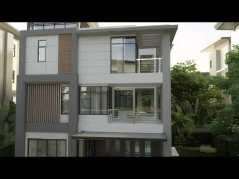 โครงการบ้านเดี่ยวใหม่ H CAPE Residence @SiamPark