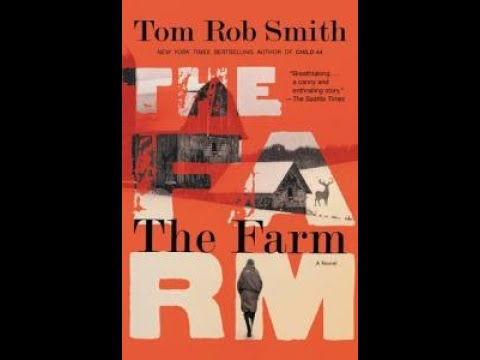 The Farm By Tom Rob Smith-Another Book Review!