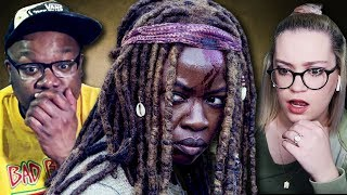 """Fans React To The Walking Dead Season 9 Episode 14: """"Scars"""""""