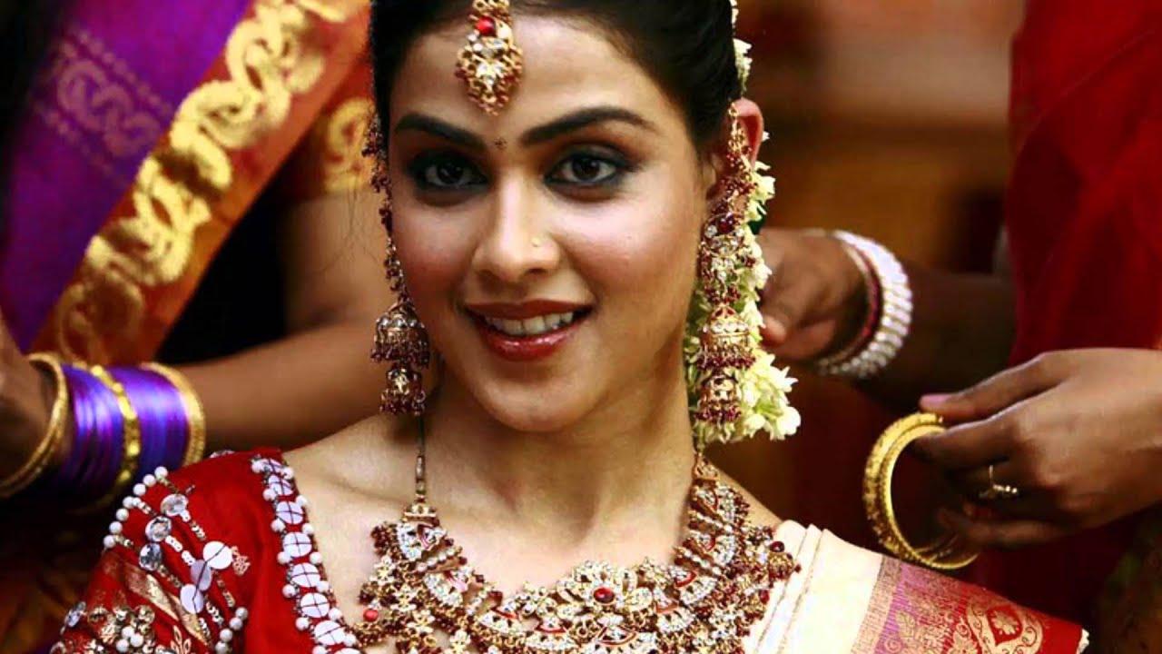 Best Indian wedding saree design | Indian bridal makeup | best ...