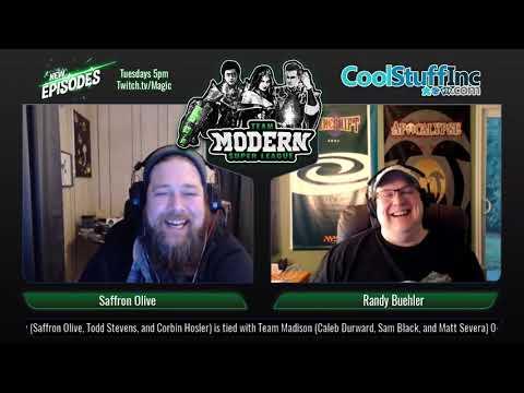 Team Modern Super League Week 2: Brew Crew vs Team Madison