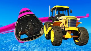 GTA 5 EPIC MOMENTS: #12 (Best GTA 5 Stunts & Wins, GTA 5 Funny Moments Compilation)