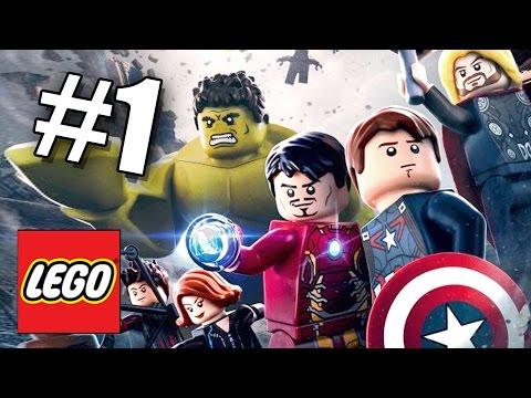 СВОБОДНАЯ ИГРА в LEGO Marvels Avengers - Часть 6