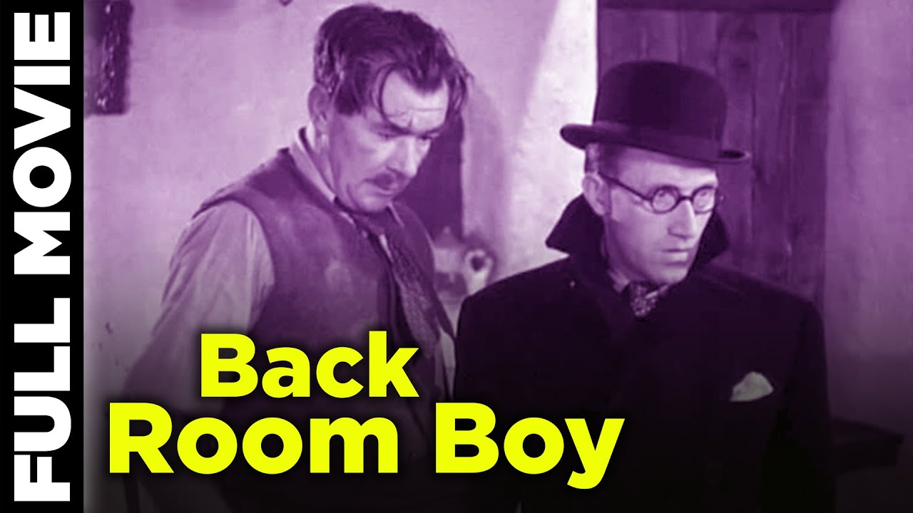 Back Room Boy (1942) |  Full Movie | Arthur Askey, Moore Marriott, Graham Moffatt