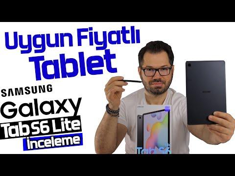 Samsung Galaxy Tab S6 Lite Ucuz Tablet Inceleme