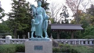 松江護国神社~松江神社