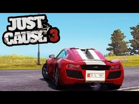 Just Cause 3: Verdeleon 3 Super Car Location!! (Best And Fastest Car)