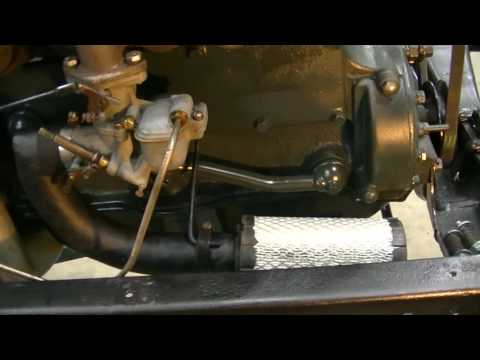 Model A Ford Air Cleaner Options - zeketheantiquefreak