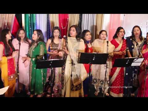HAI RAAT KAISI PYARI (Urdu Christmas Song) - Cornerstone Asian Church Canada