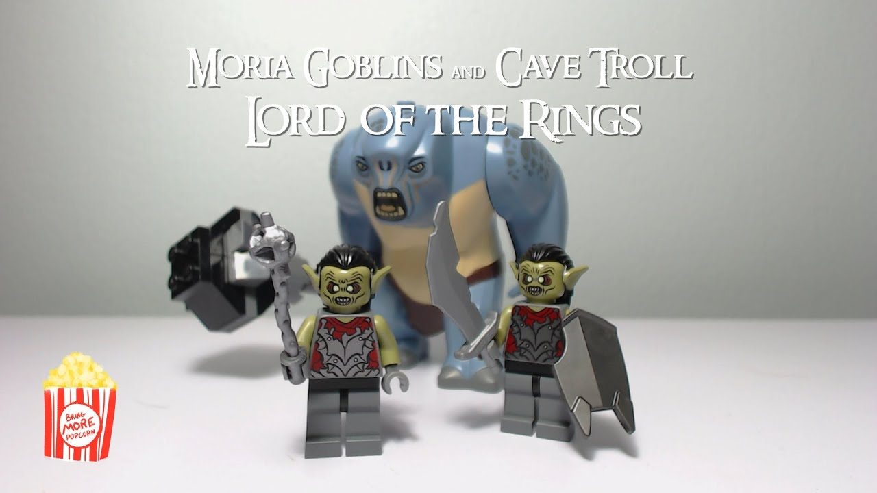 lego hulk vs lego cave troll - photo #22