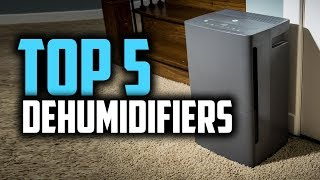 Best Dehumidifiers in 2019 | Improve The Air Quality!
