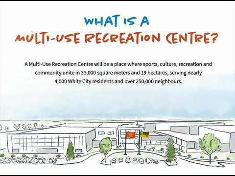Multi-Use Recreation Centre - Virtual Presentation