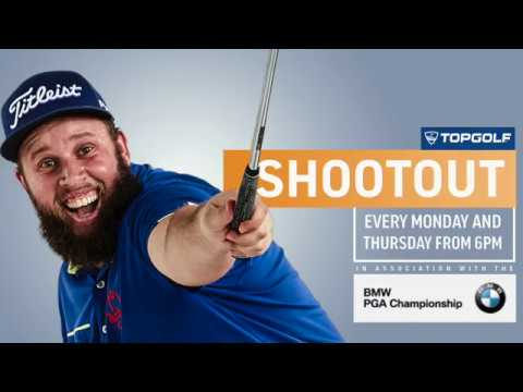 The Topgolf Shootout in association with the BMW PGA Championship