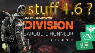 Stuff 1.6 The Division /baroud d