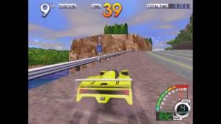 California Speed (ARCADE)