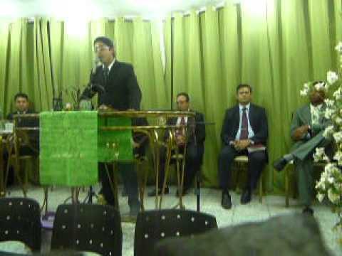 Pregador Fabio Ferreira..