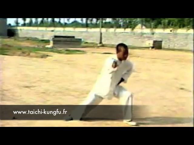 Chen Xiao Sheng - Tai Chi style Chen Laojia Erlu Paochui 1981 [陈氏太极拳老架 Taijiquan style Chen]