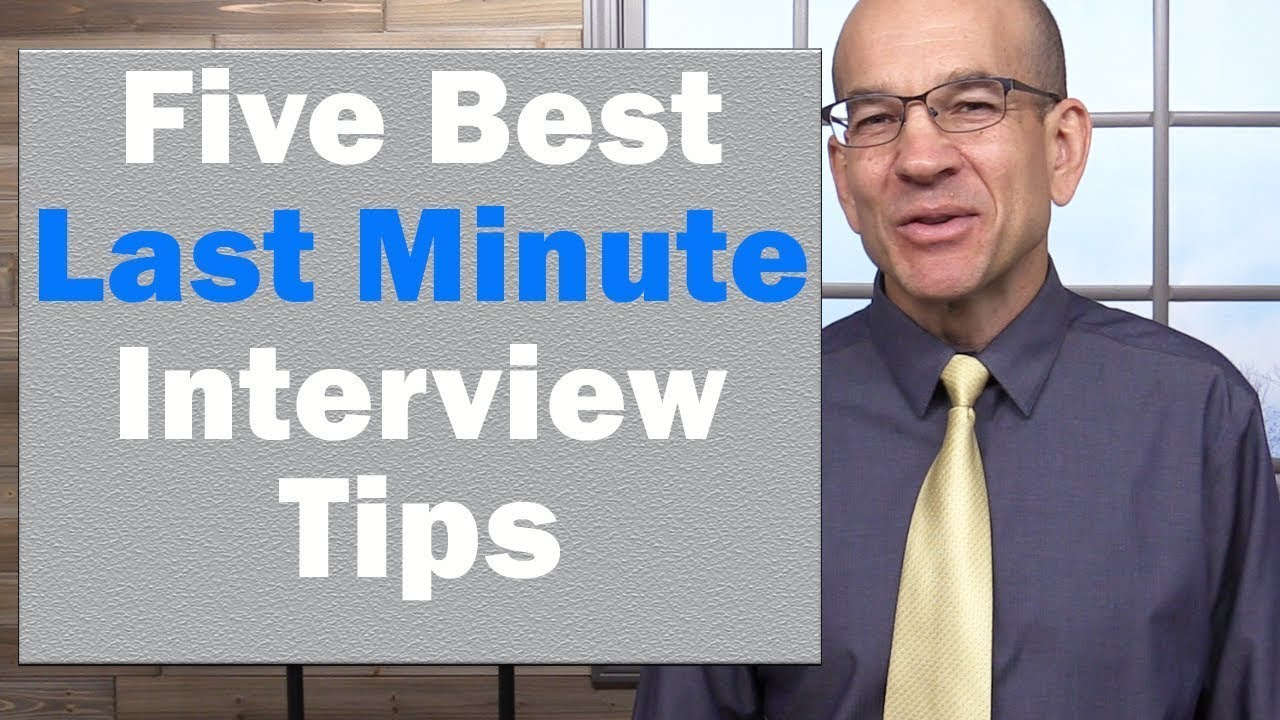 the best interview tips