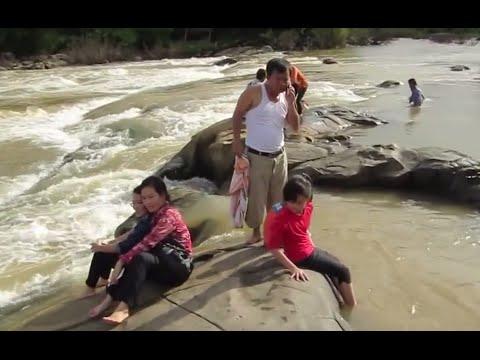 Sek Sork Resort at Battambang Province in Cambodia