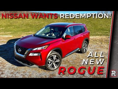 The 2021 Nissan Rogue is a Much Improved Version of Nissan's Best-Seller