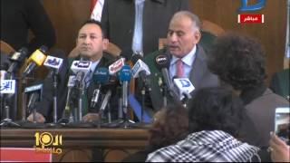العاشرة مساء| شاهد ما قالة  قضاة الإدارية العليا عن الجيش المصرى