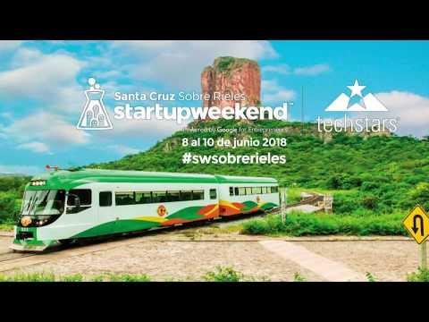 Startup Weekend Sobre Rieles Santa Cruz - La Película