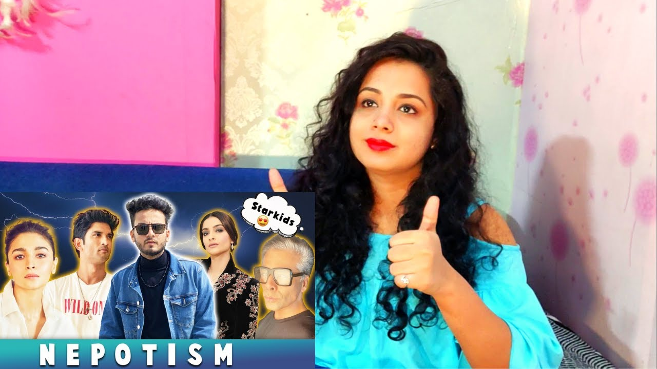 ELVISH YADAV ON BOLLYWOOD | Reaction | My View On Nepotism
