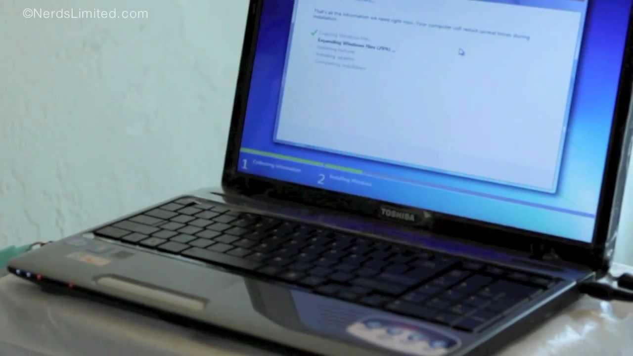 pilote ssd pour Windows 7 installer
