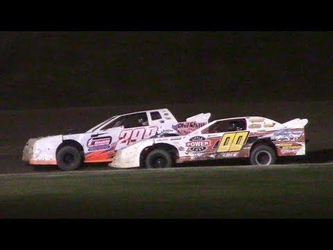 Street Stock Feature | Genesee Speedway | 9-17-17
