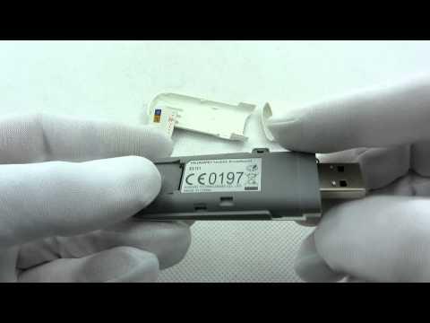 MODEM HUAWEI 3G 4G USB E3131 AERO2 ORANGE PLAY  PARMODEM1E3131