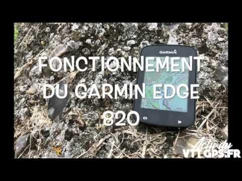 News GARMIN EDGE 820