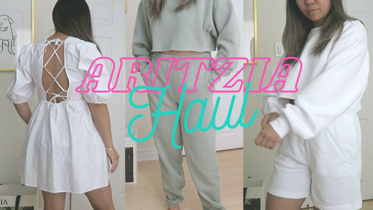 Aritzia Try on Haul!