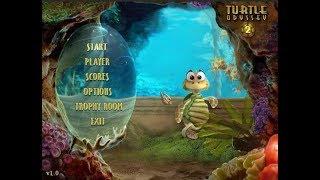 Одиссея Черепашки 2 / Turtle Odyssey 2 / Gameplay Full Game