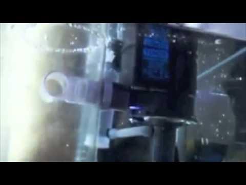 tunze 9410 doc skimmer youtube