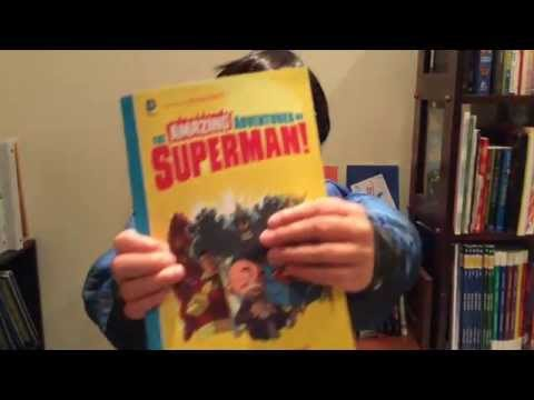 The Amazing Adventures of Superman: Magic Monsters