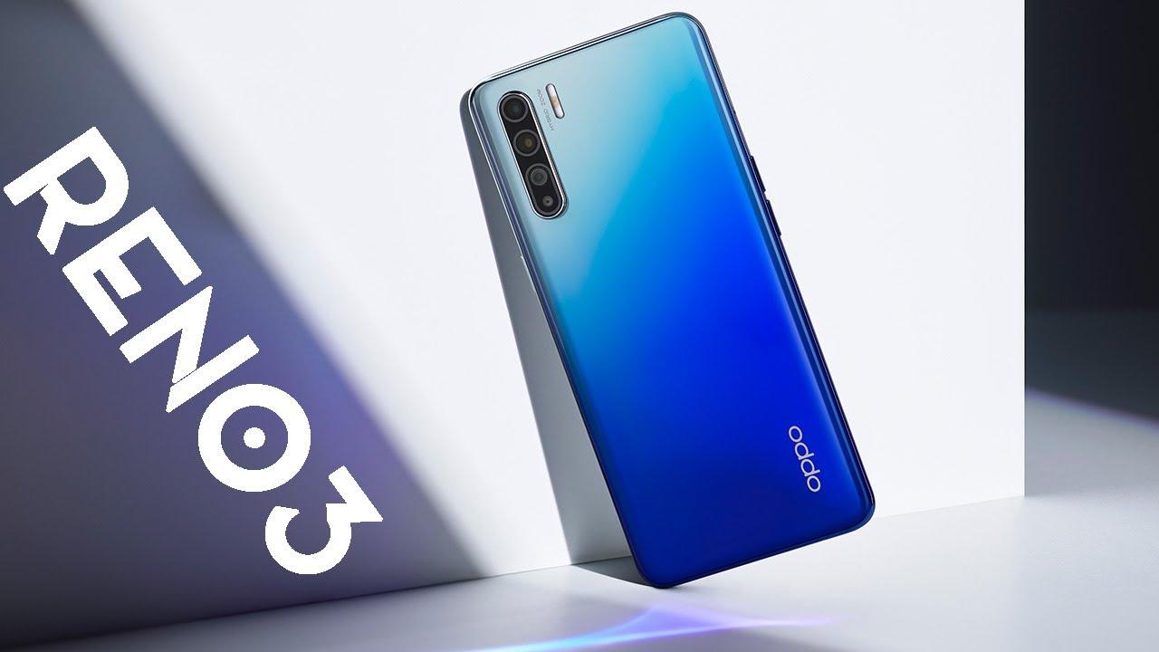 Tất cả về Oppo Reno 3 bán chính thức tại Việt Nam giá từ 8 triệu