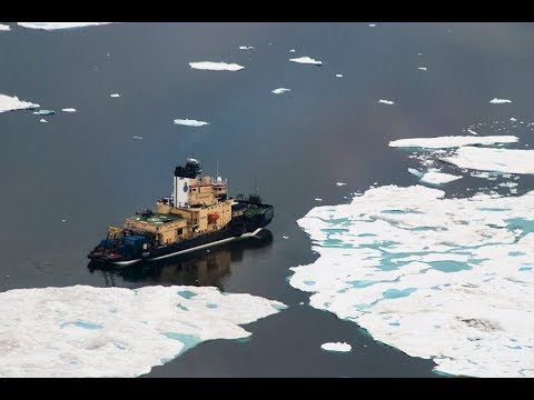 Research expedition on icebreaker Oden: Arctic Ocean 2018