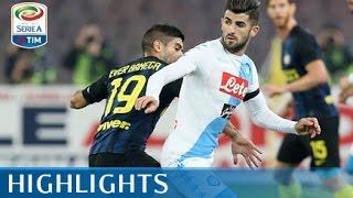 Napoli - Inter 3-0 - Highlights - Giornata 15 - Serie A TIM 2016/17 streaming