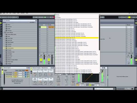 Ableton Live Tutorial - Organic Melody Layers