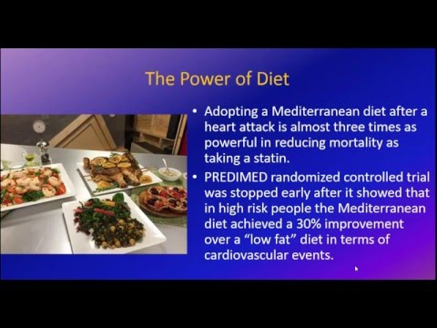 Go Red or No Red? Meat Risk in Cardiovascular Disease: Is it Real? Michael Fenster, MD: 1/29/16