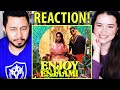 ENJOY ENJAAMI | Dhee ft. Arivu | Prod. Santhosh Narayanan | Reaction by Jaby & Achara!