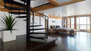 Neat & Comfortable Apartment Design : The Crosstown Loft by Campos Leckie Studio(Subscribe to our channel : http://www.youtube.com/homeinteriorplus Neat & Comfortable Apartment Design : The Crosstown Loft by Campos Leckie Studio The ..., 2016-03-04T07:42:34.000Z)