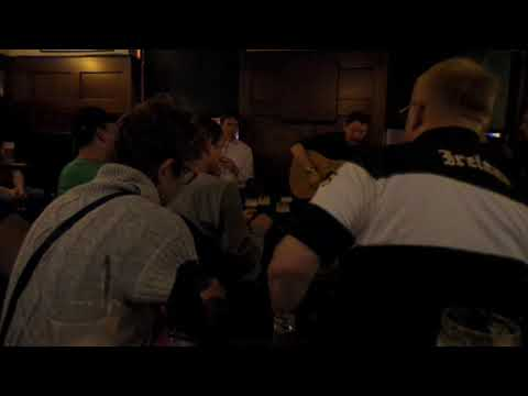 Traditional Irish musical pub crawl Dublin