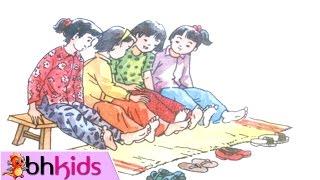 Nu Na Nu Nống - Đọc Thơ Cho Trẻ Mầm Non