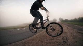 BMX bike end solo_microsoft | instagram Арболитич