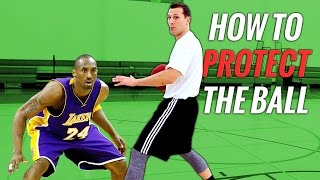 4 of the best basketball dribble moves to protect the ball